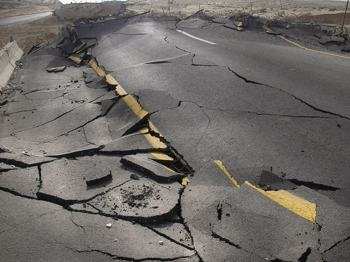 Large Earthquake Rattles Southland