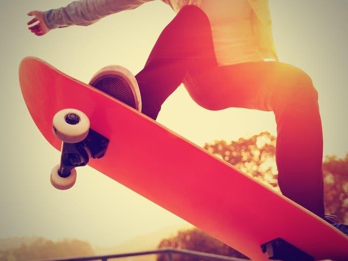 Skate Contest Returns To Plainfield Park District's Bott Park