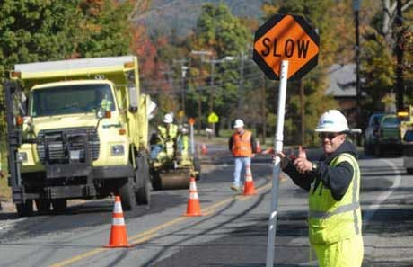 Online Flagger Training Work Zone Flagging Course Newark