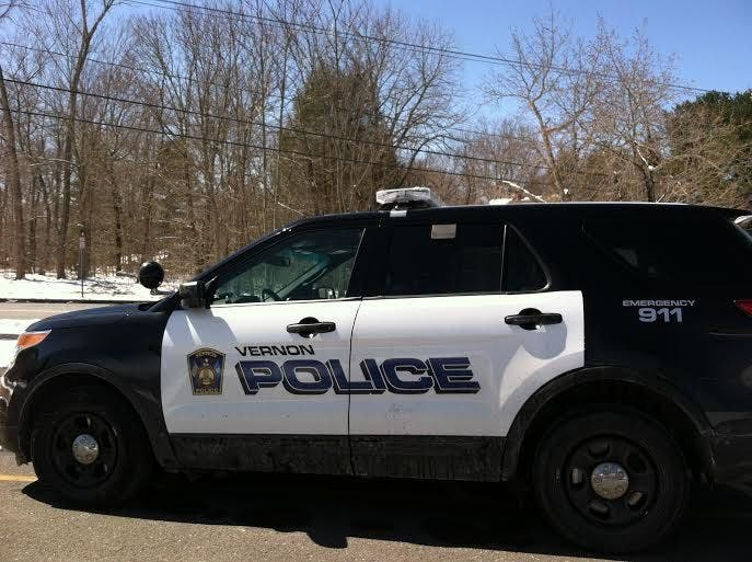 Erratic Driving in Vernon Leads to Man's Arrest for ...