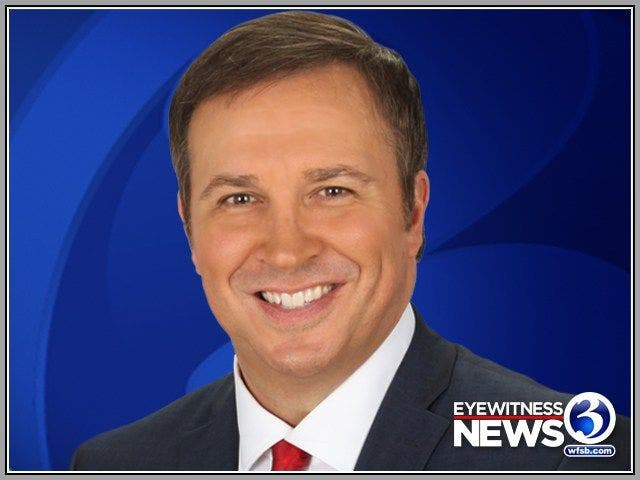 Dennis House Leaving 11 O'Clock News At WFSB | Manchester
