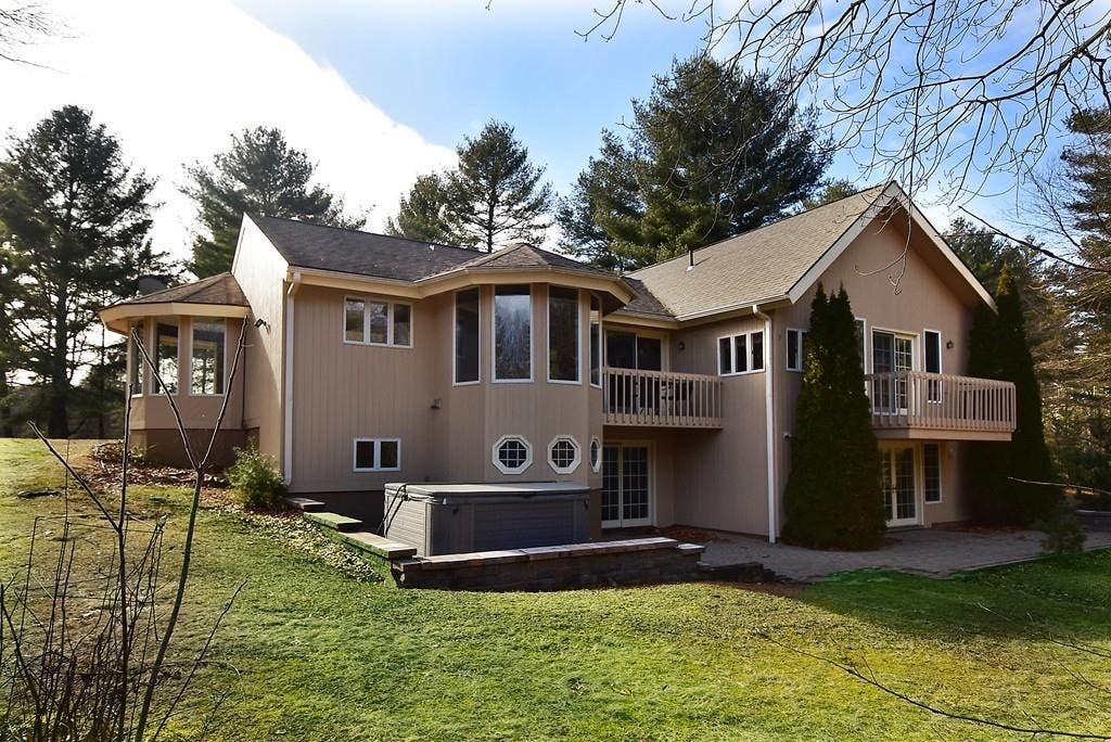 Gem Off Dirt Road In Stafford Hits The Market | Stafford, CT