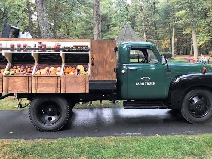 Farmington Farm Truck Ready For Another Season Of Produce To Go