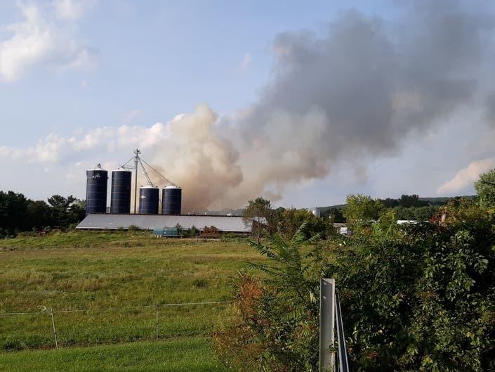 Top Stories: Barn Ablaze, Popular Coach Passes, Dulos Foreclosure