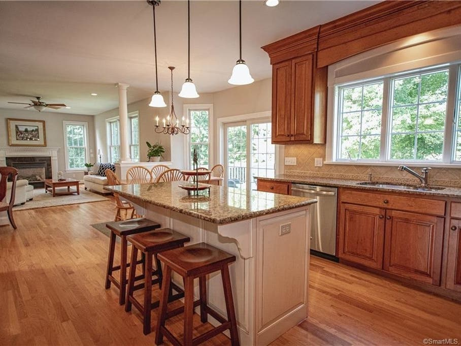 Hidden\' Colonial Goes On The Market In South Windsor   South ...