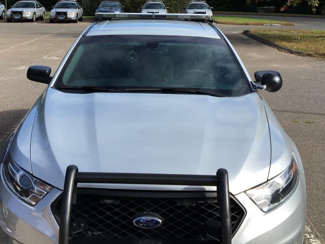 Stolen Car Stalls After I-84 Chase, 4 Arrested