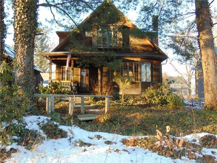 Unique, Tried And True, 1916 Home On The Market In Manchester