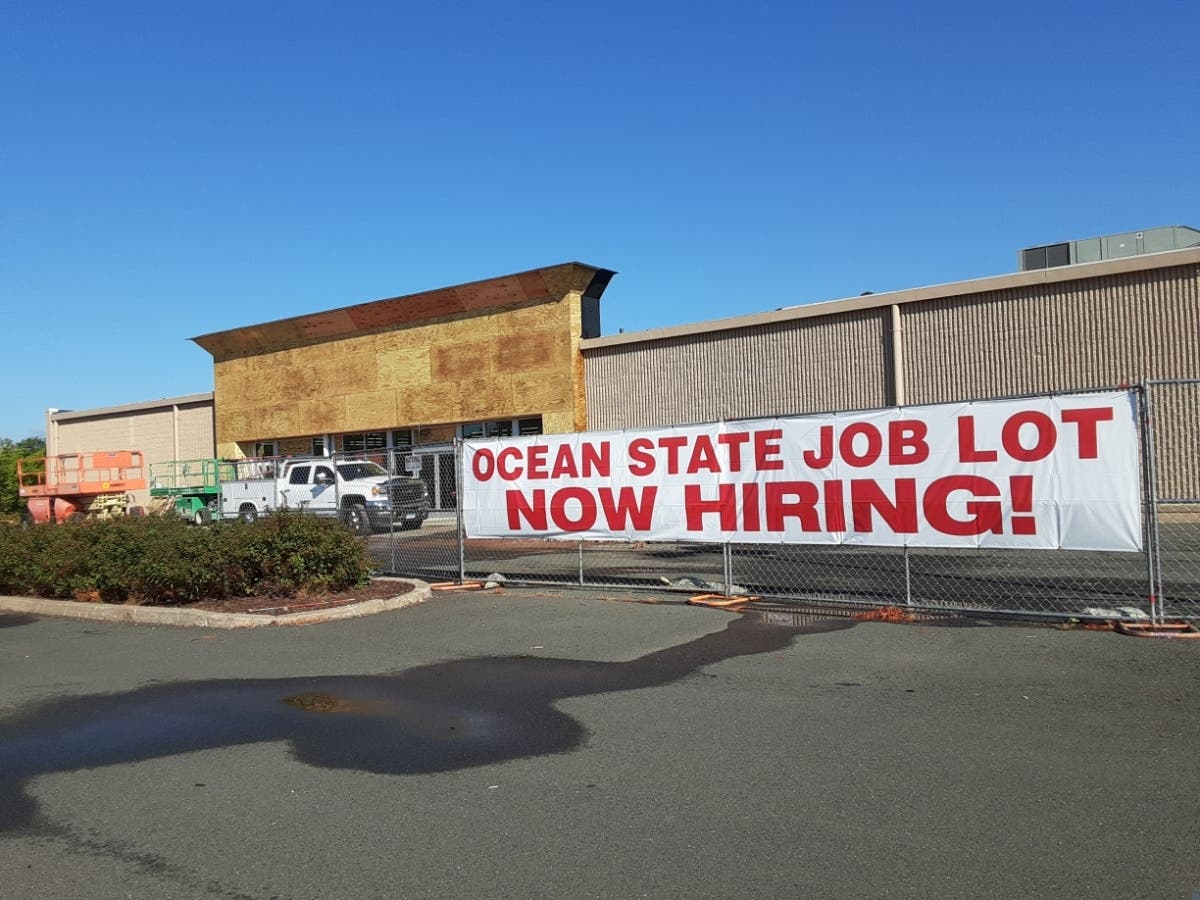 New Ocean State Job Lot Taking Shape In Vernon Hiring Under Way Vernon Ct Patch