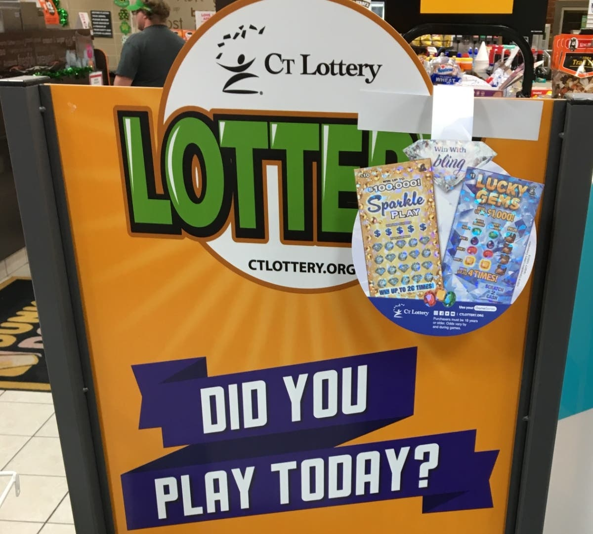 2 Recent Lottery Wins Have West Hartford Connections