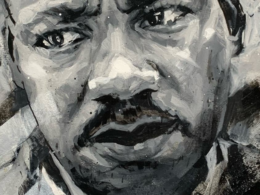 MLK Mural To Be Fashioned In Manchester