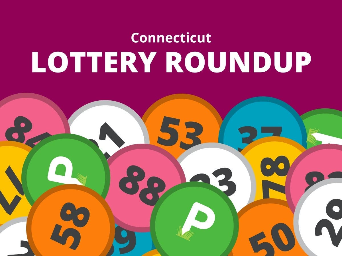 The Latest Big Winners Statewide In The CT Lottery