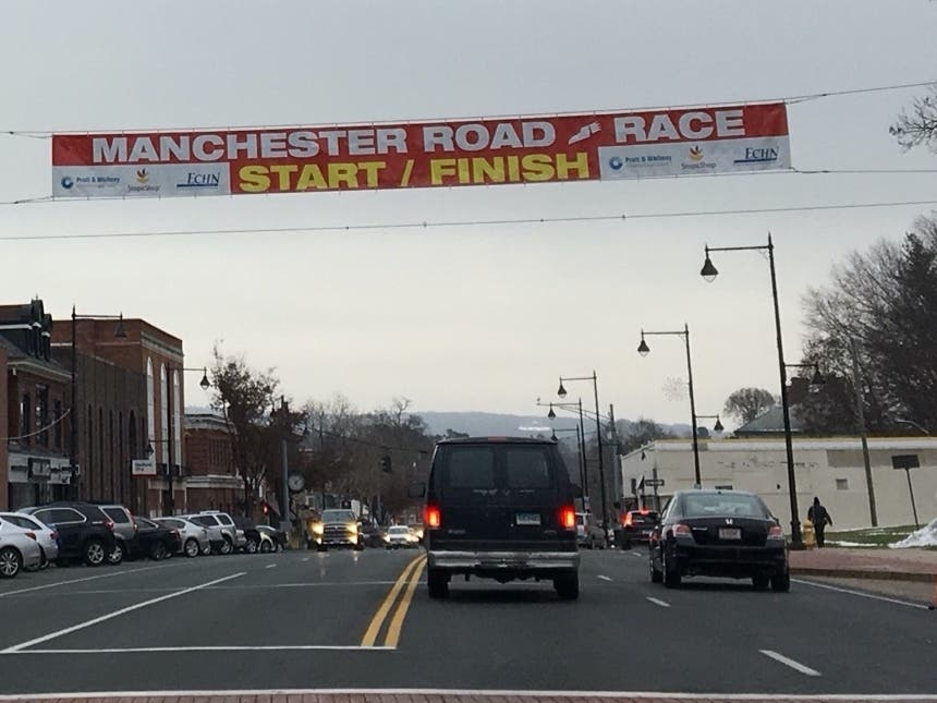 Manchester Road Race To Make $40,000 In Charitable Donations