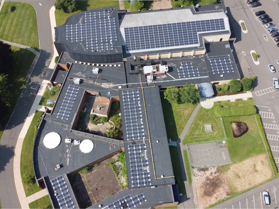 Landmark Solar Project Live At West Hartford's Emanuel Synagogue