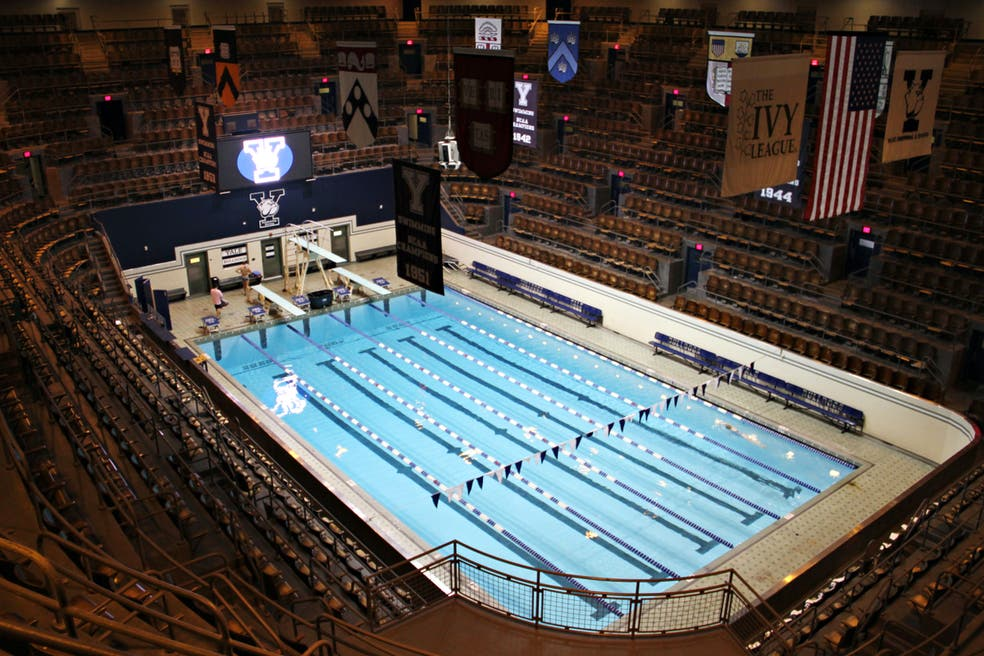 Greenwich Wins Swimming Title: Complete Results | Greenwich
