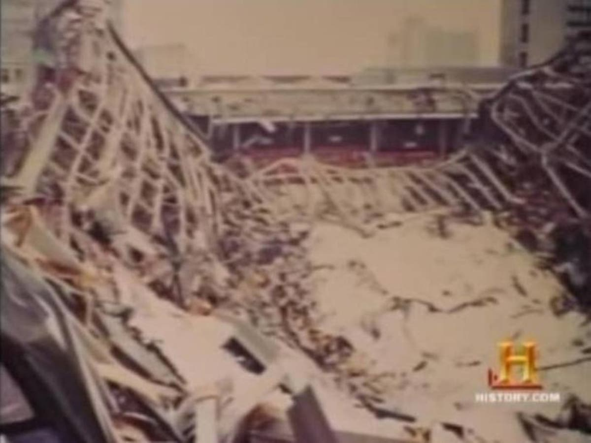 68863121e On This Date: Hartford Civic Center Roof Collapsed, 1978 | Greater ...