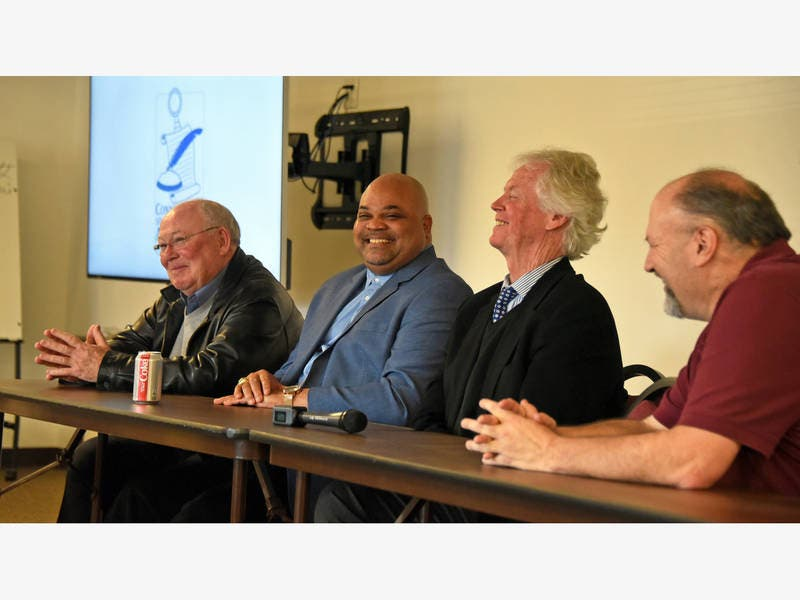 Gold Key Honorees Share Special Sports Moments
