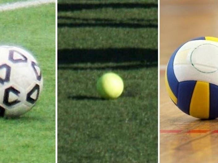 Mondays Scoreboard - Fairfield, Litchfield, New Haven Counties