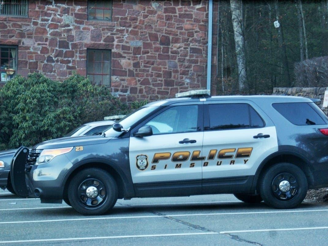 Simsbury Police Blotter: Dec. 6-13