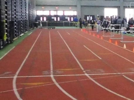 Manchester Runner Wins Championship At Indoor Track State Open