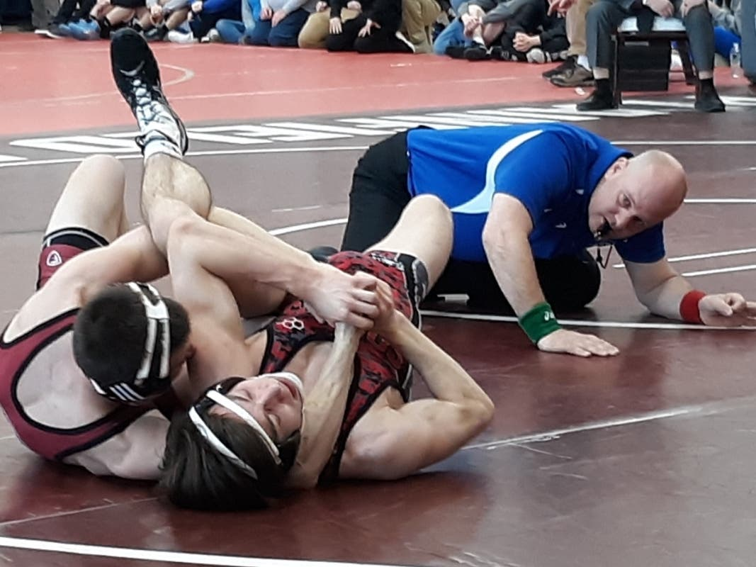 Class Champions Crowned At State Wrestling Meets