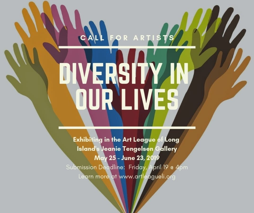 Call for Artists: Diversity in Our Lives   Half Hollow Hills, NY Patch