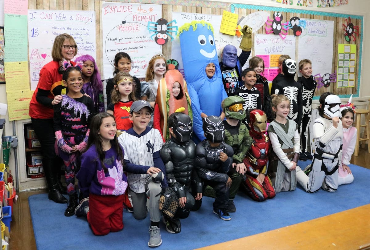 Westfield Halloween Parade 2020 Halloween Hauntings In Westfield Public Schools | Westfield, NJ Patch