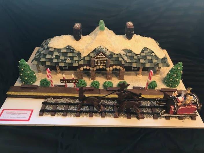 Westfield Crowns Gingerbread House Winners