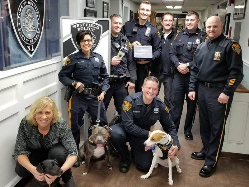 Westfield Police Receive Pet Microchip Reader | Westfield, NJ Patch