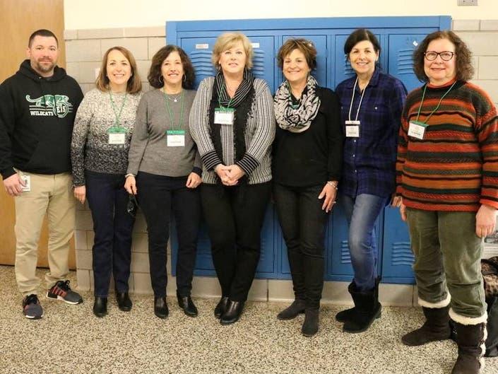 Westfield Students Hear from Children Of Holocaust Survivors