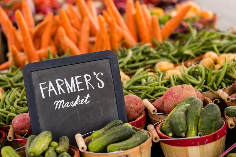 At Wednesday Farmers Market I Signed >> New Vendors For Summit Farmers Market See Who Signed Up Summit