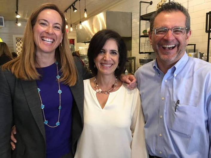Congresswoman Visits Chatham Eatery That Supports Special Needs