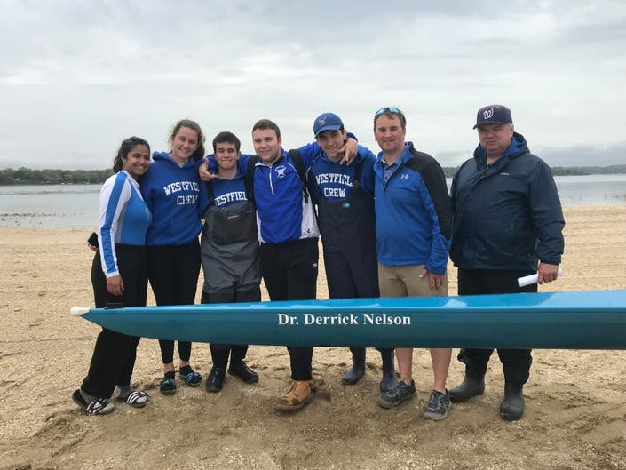Boat Named In Honor Of Late Westfield Principal