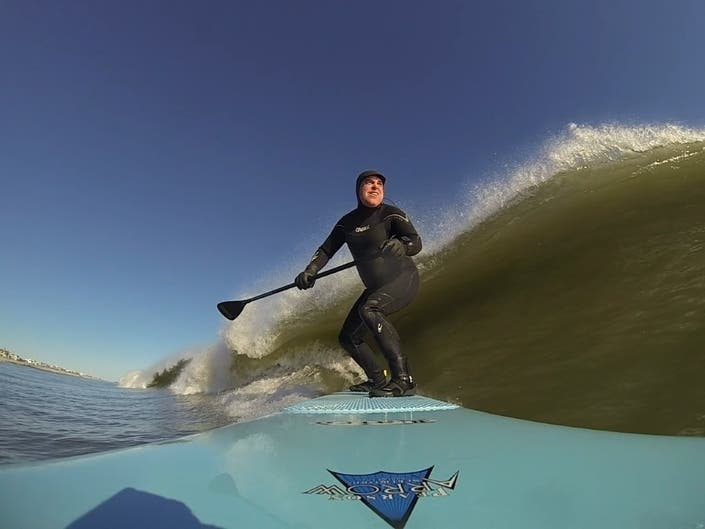 Cranford Surfer Saves Struggling Teen From Rip Current