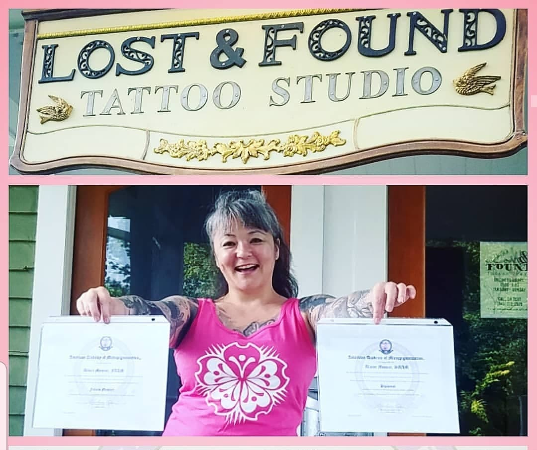 Free Nipple Tattoos For Breast Cancer Survivors In Cranford Cranford Nj Patch