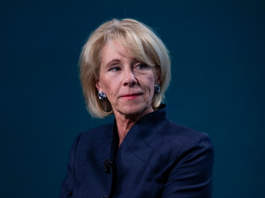 NJ Sues Betsy Devos, Department Of Education Over Student Safety
