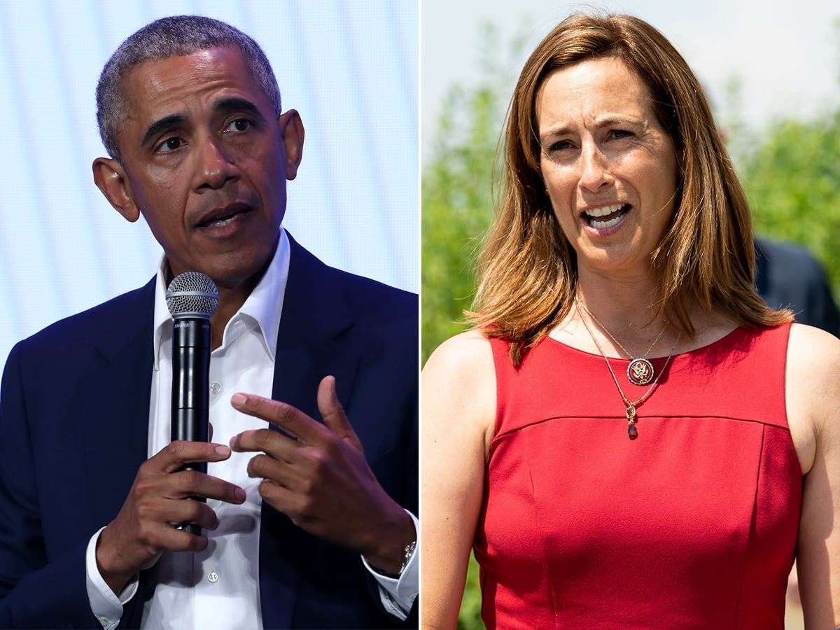 Obama 'Proud' To Endorse NJ Rep. Mikie Sherrill In 2020 Race