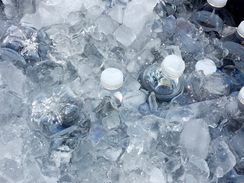 Free Ice, Water For Those Without Power In Morris County
