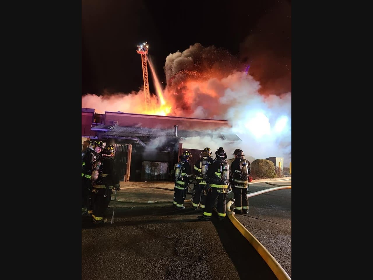 Fire That Gutted North Jersey Eatery 'Not Suspicious:' Officials