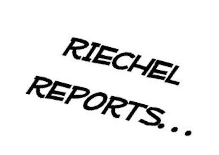 Riechel Reports.... Your Relay 4 Life Donations Make A