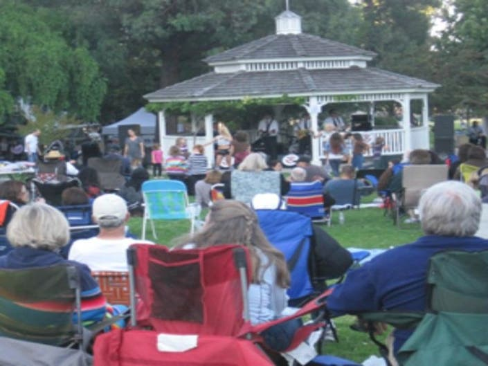 Friday August 1st Free Community >> 1st Free Friday Music In The Park August 4 2017 San Bruno Ca Patch