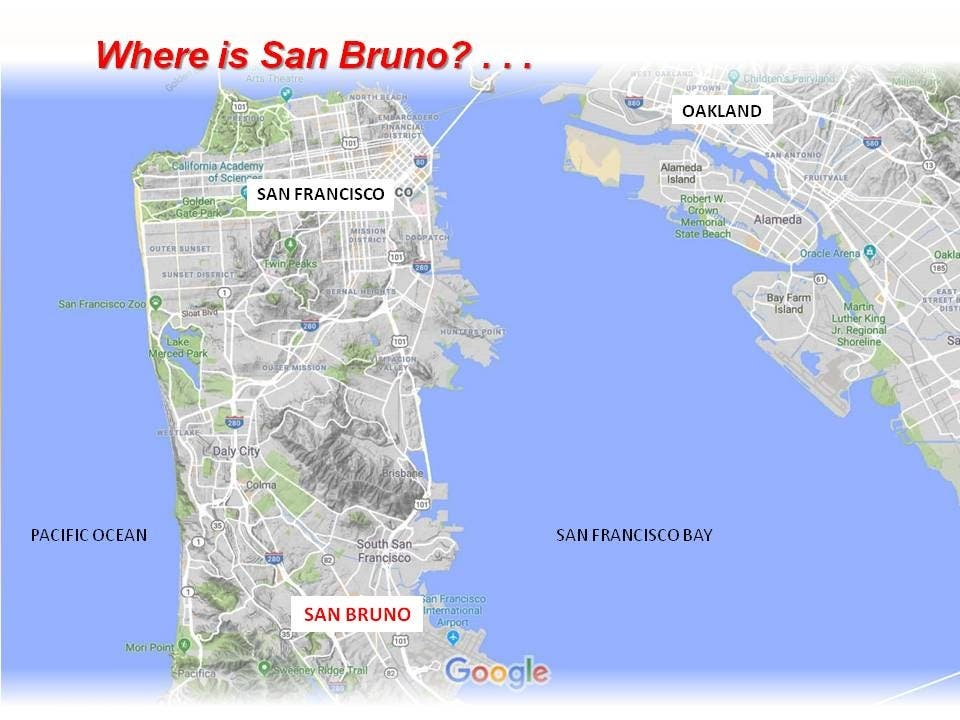 How Did San Bruno CA Get Here and Where Is It Going | San ... San Bruno Ca Map on santa clarita ca map, newport beach ca map, whitethorn ca map, tucson ca map, fort tejon ca map, burlingame ca map, glendora ca map, city of san leandro map, monte rio ca map, fort yuma ca map, chicago ca map, traver ca map, noe valley ca map, hacienda ca map, san martin ca map, mountain view ca map, forest knolls ca map, 16th street mission ca map, sawyers bar ca map, menlo park ca map,