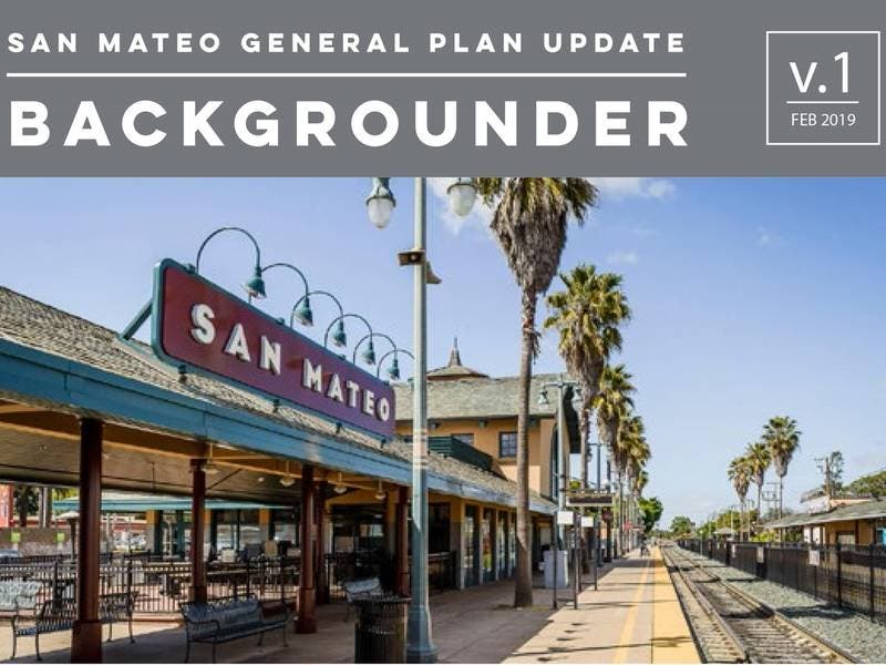 San Mateo County - Backgrounder Volume 5