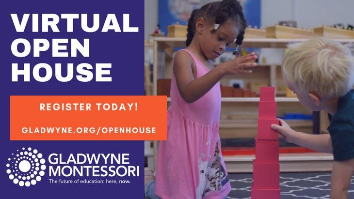 Gladwyne Montessori Virtual Open House