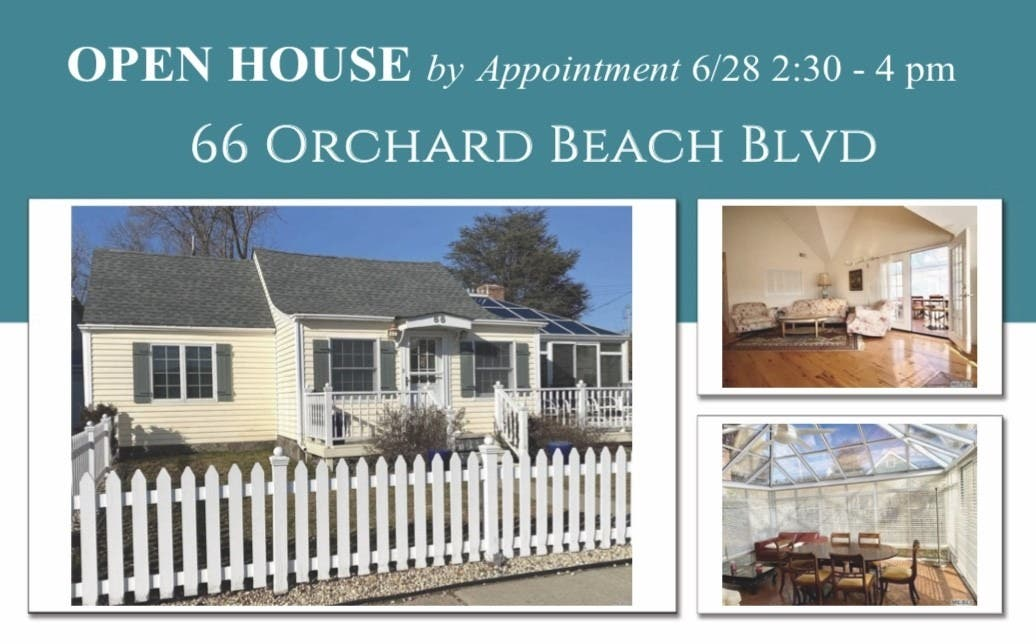OPEN HOUSE by Appointment Only
