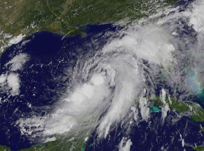 Tropical Storm Hermine Hospital Evacuated Salmonella