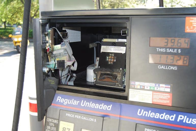 Skimmers Found On 4 Tampa Bay Area Gas Pumps St Pete Fl Patch