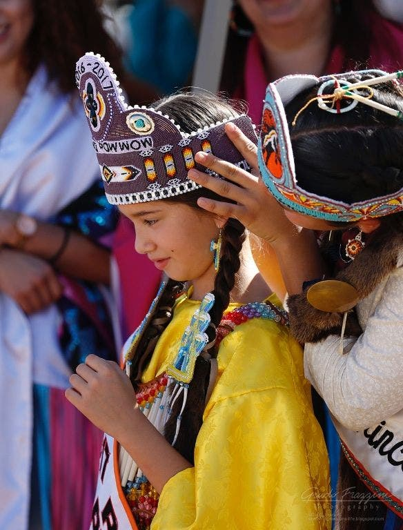College reaches out to Native American community