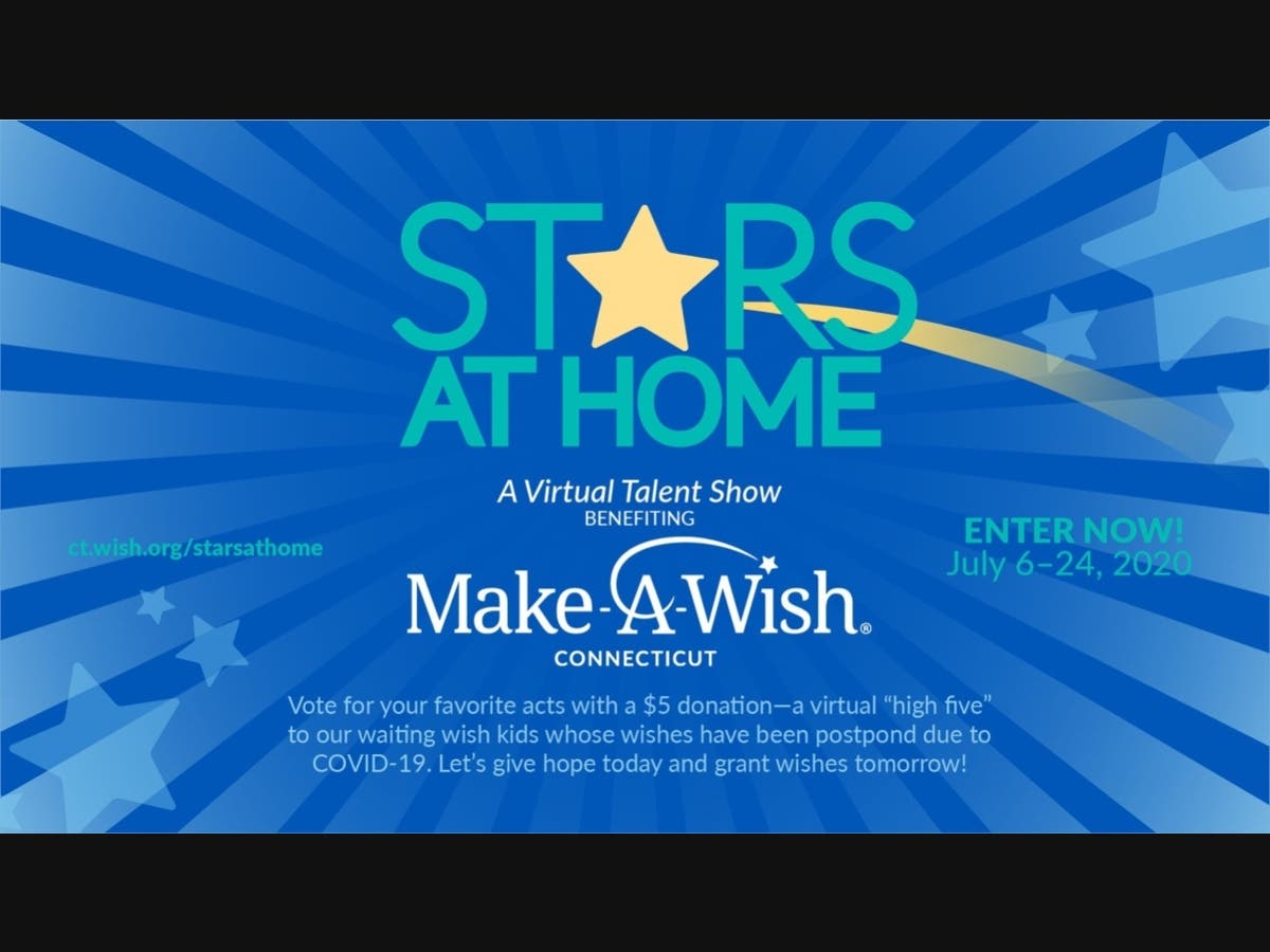 Looking for Stars at Home for a Virtual Talent Show!