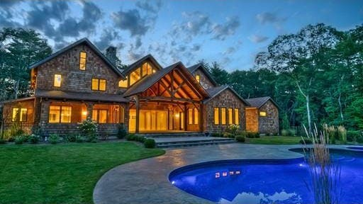 Miraculous Wrenthams Most Expensive Home For Sale Wrentham Ma Patch Download Free Architecture Designs Intelgarnamadebymaigaardcom