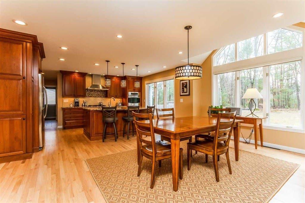 $610K Nashua Home: Dream Kitchen, Fireplace | Nashua, NH Patch